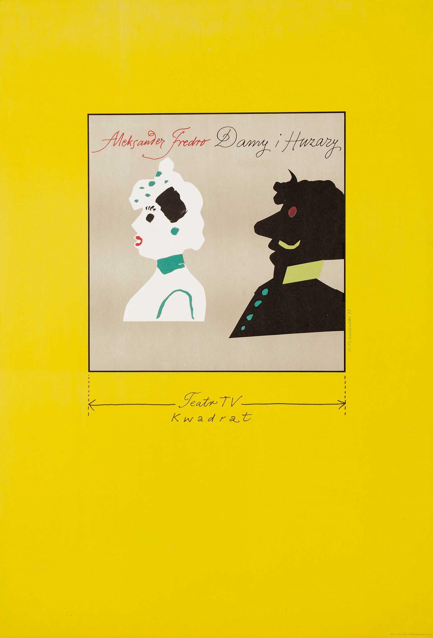 Henryk Tomaszewski »Ladies & Hussars« 1977