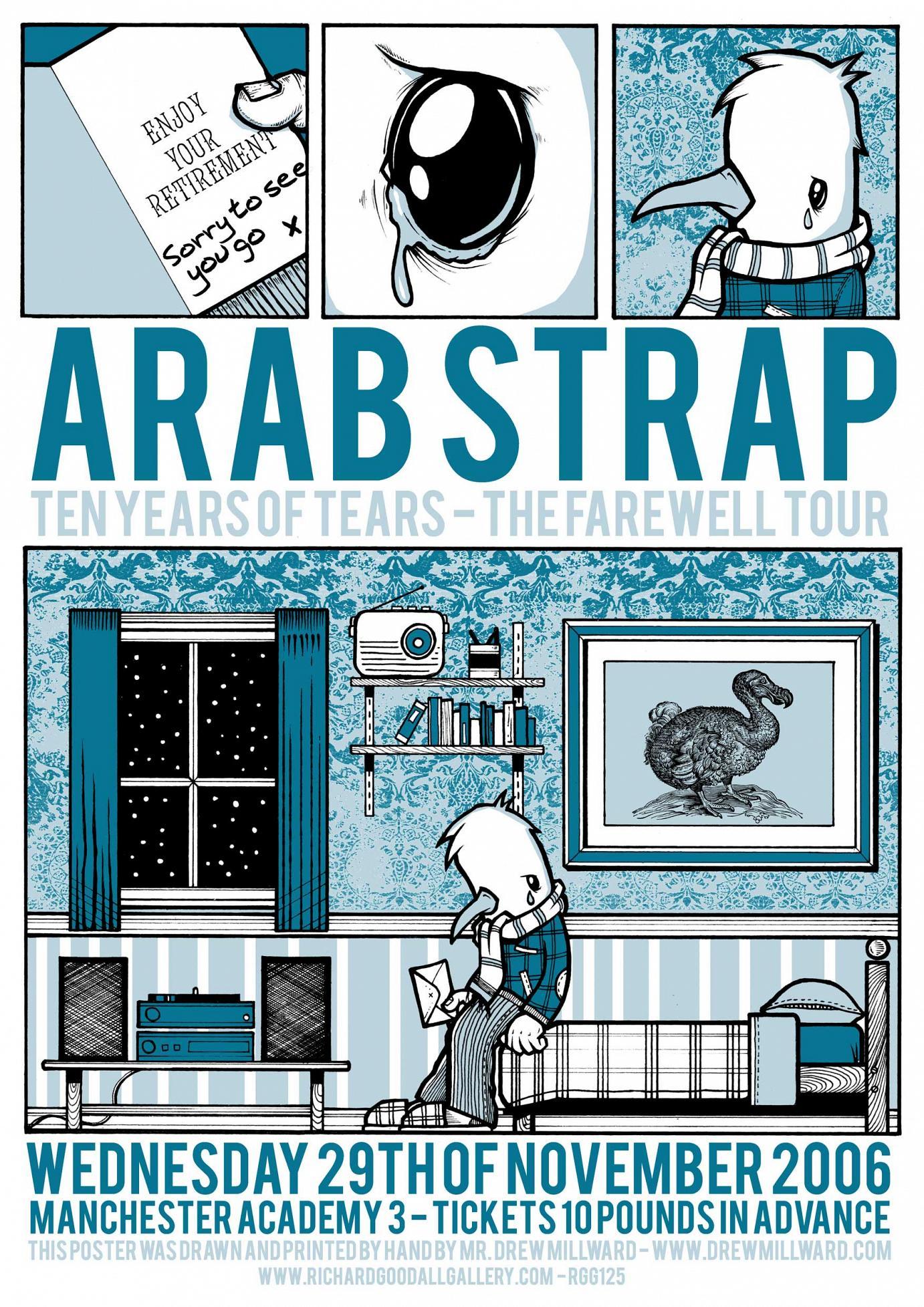 Arab-Strap