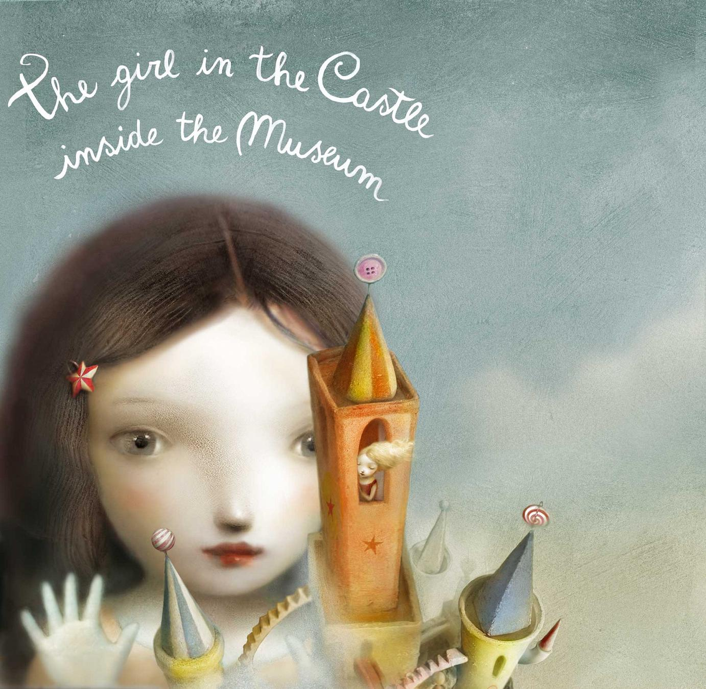 Cover »The Girl in the Castle inside the Museum«