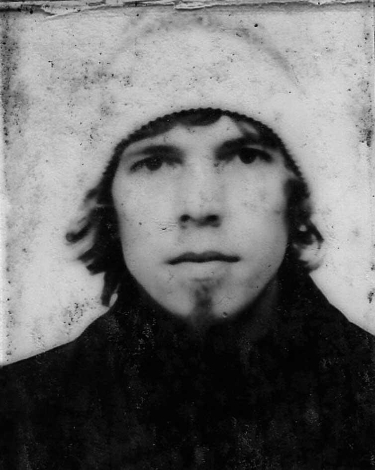 Mateo Portrait
