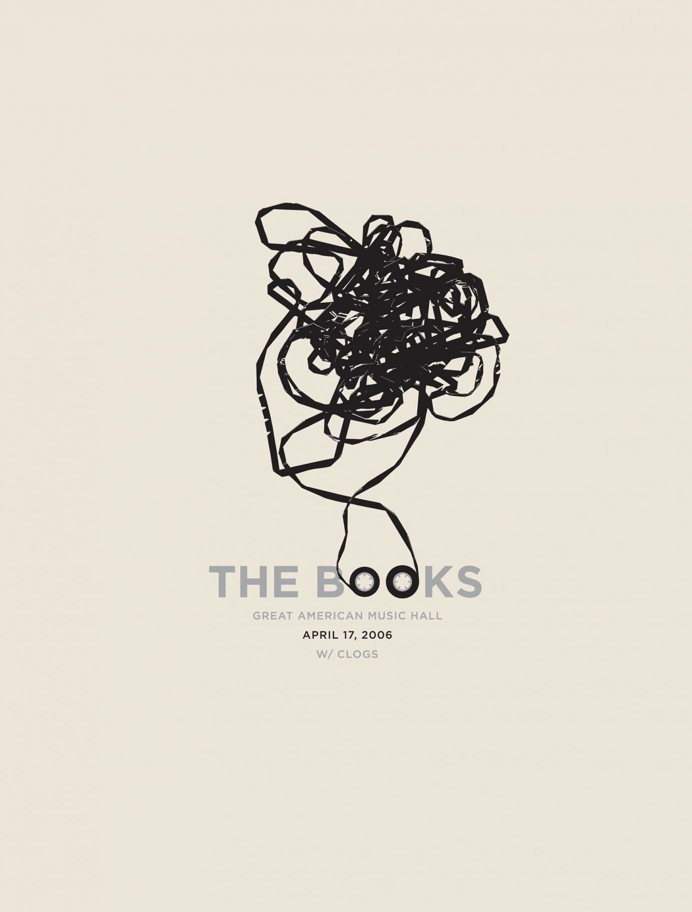 The Books | 48,3cm x 63,5 cm | Siebdruck