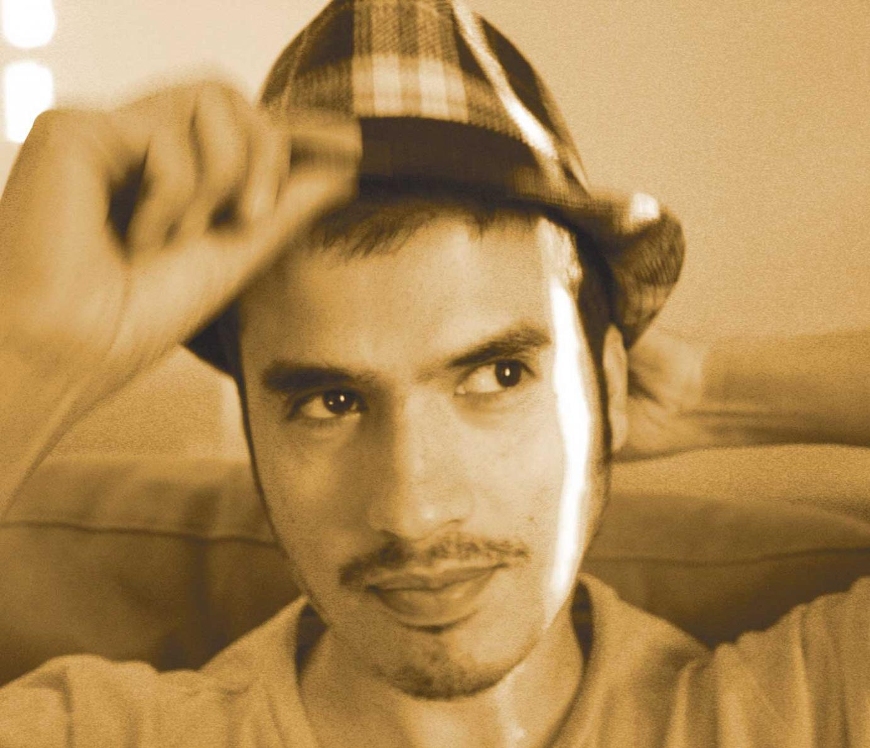 Victor Castillo Portrait
