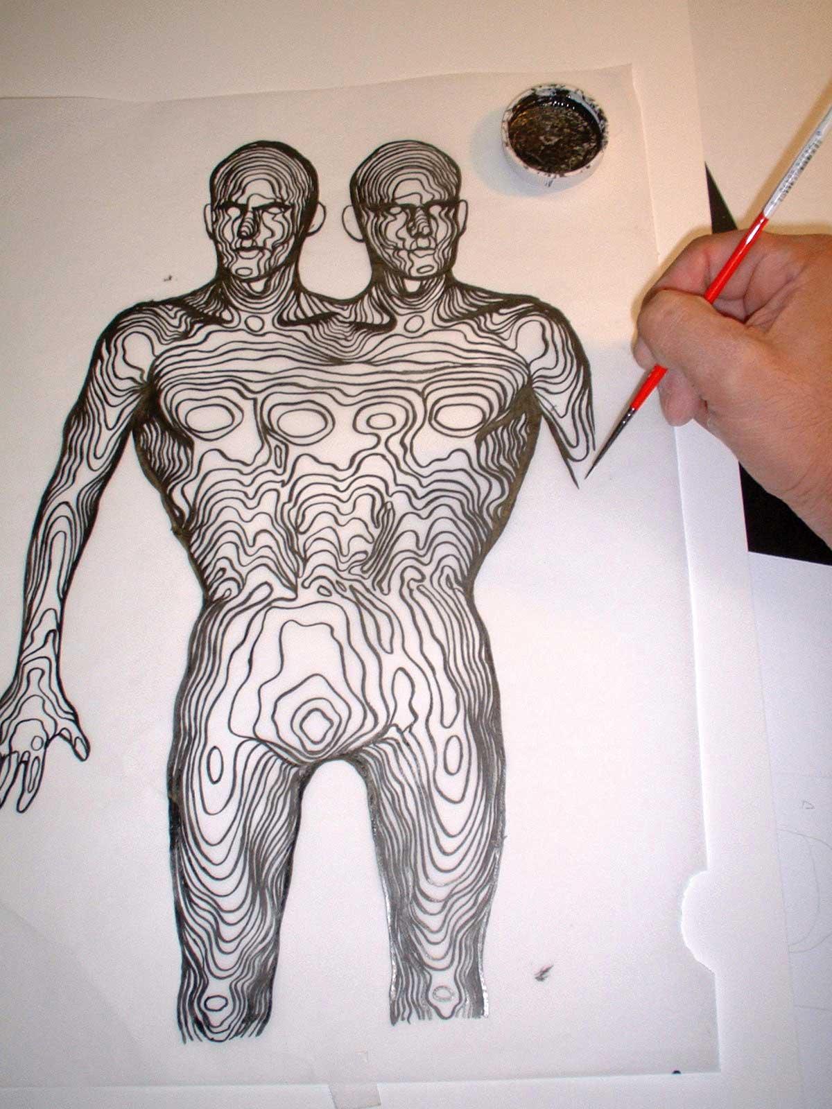 2. Zeichnen des Plasmans