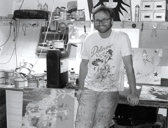Portrait Roman Klonek